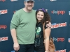 Tory with John DiMaggio
