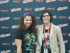 Tory with Rebecca Sugar