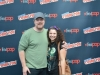 Tory with the crazy talented John DiMaggio