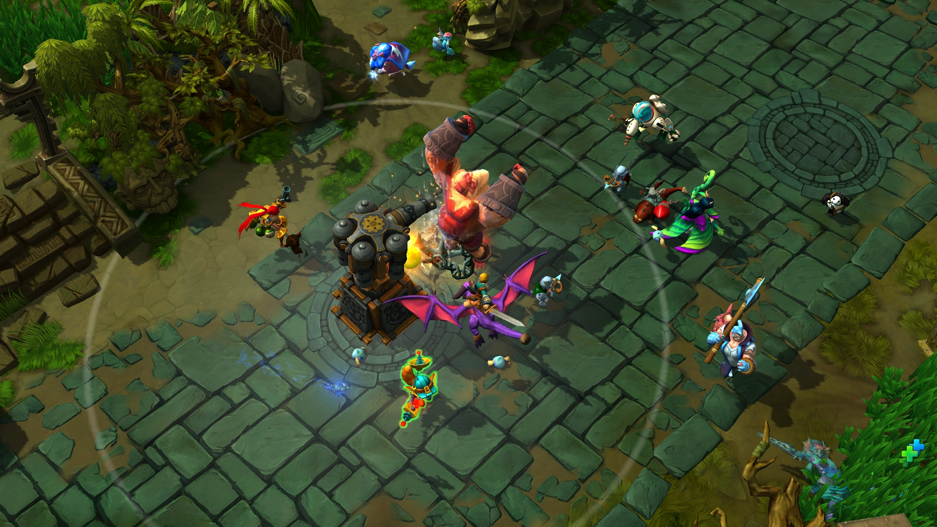 S2 Games Announces ?Strife?, A New MOBA for PC