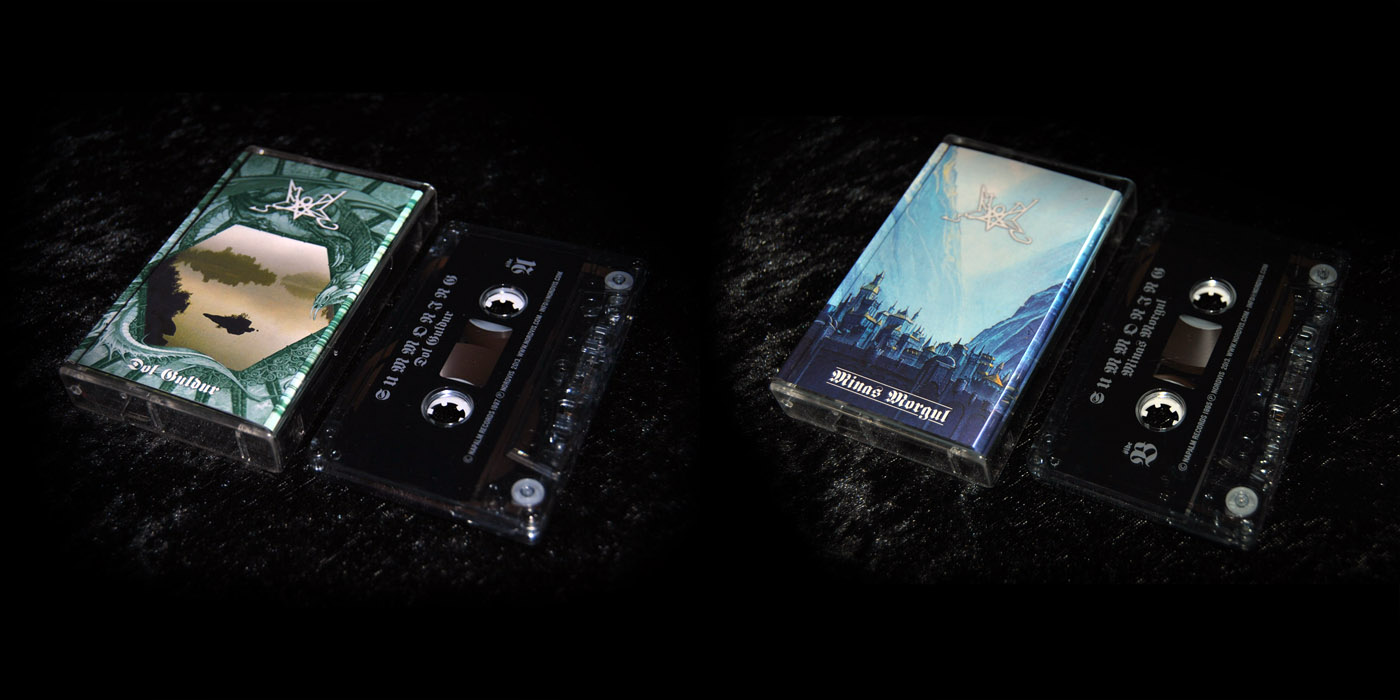summoning - tapes pic