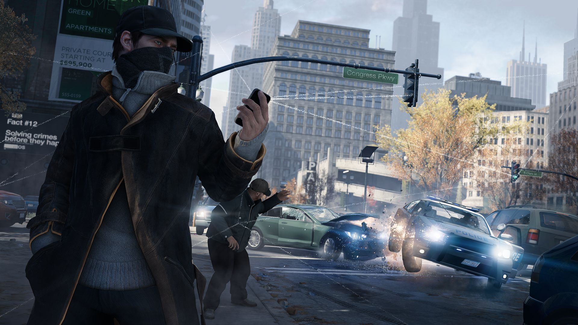 Xbox One Watch Dogs  Ctos Points