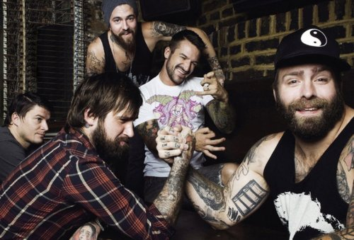 Every Time I Die Interview - Cosmos Gaming