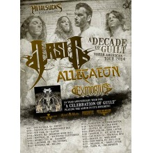 Arsis A Decade of Guilt Tour