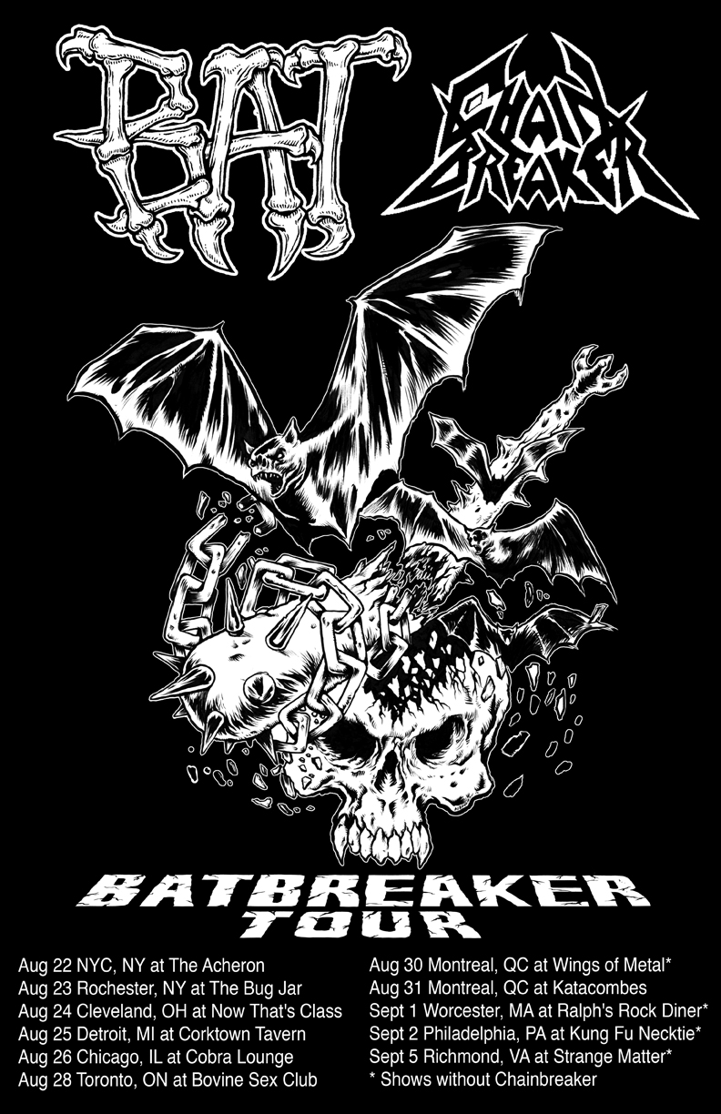 BAT Chainbreaker Tour