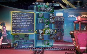 BTPS_UVHUP & The Holodome Onslaught_Screenshot__Claptrap Skill Trees