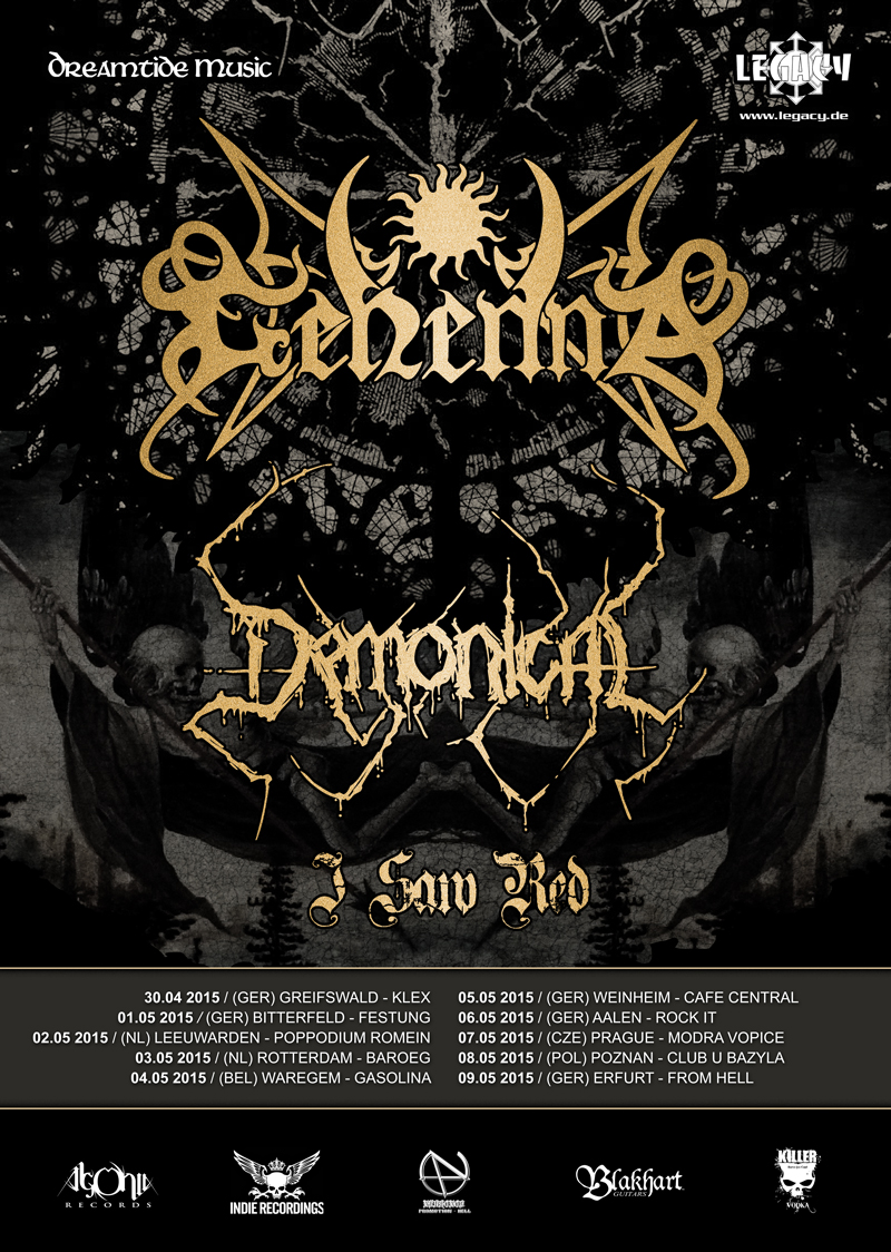 Demonical Tour