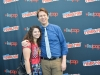 Tory with Pete Holmes of The Pete Holmes Show