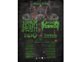 Napalm Death Voivod Tour